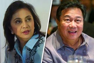 Alvarez part of opposition? Robredo says unlikely