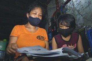Distance learning malaking hamon din para sa mga magulang