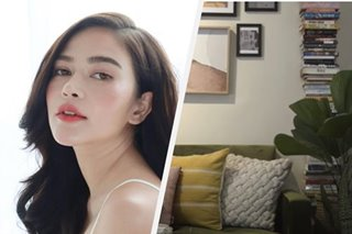 WATCH: Bela Padilla's home transformed in less than 3 days
