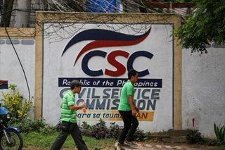 Malacañang tiwalang maaaring online ang civil service exams