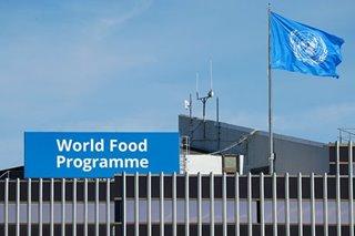 World Food Program wins Nobel Peace Prize