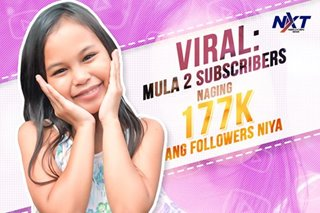 VIRAL: Mula 2 subscribers naging 177K ang followers ng 9-taong gulang na vlogger