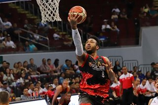 Even with Abueva, coach says Magnolia still not a powerhouse