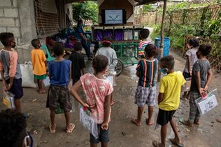 Going the distance: Tricycle learning center brings education to Aeta communities