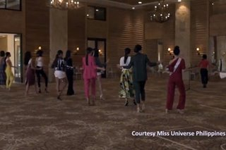 Ms Universe PH assures safety of candidates, staff as pageant night nears