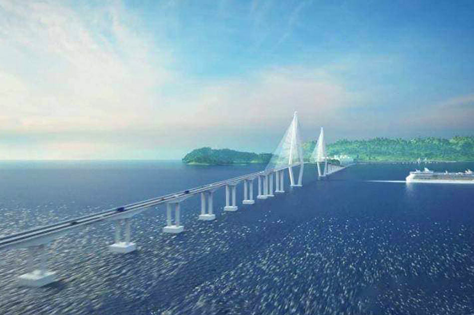 DPWH inks P3-billion design contract for Bataan-Cavite mega-bridge