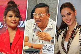 Joel Lamangan slams threats, red-tagging of Liza Soberano, Catriona Gray and other women: 'Katarantaduhan yan!'