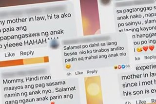 Mother-in-Law Day: Pinoy netizens may mensahe sa kanilang mga biyenan