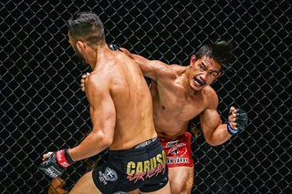 MMA: Retirement not in Folayang's mind after Singapore loss