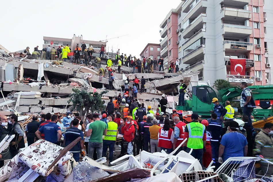 turkey earthquake - photo #24