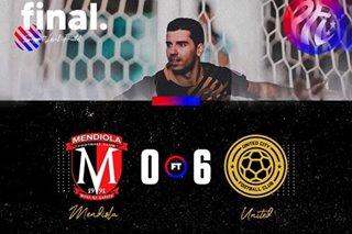 PFL: Bienvenido Maranon hat-trick keys United City's 6-0 rout of Mendiola