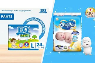 Diaper deals to steal in Lazada's 11.11 sale