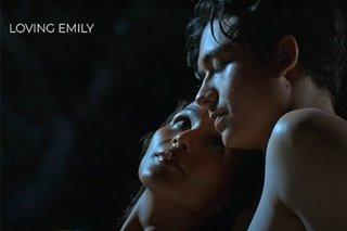 WATCH: Iza Calzado, Jameson Blake get intimate in 'Loving Emily' teaser