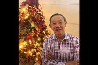 Jose Mari Chan shares his Christmas tree, holiday wish