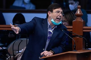 Recto scoffs at DOF's hesitance to accept minor CREATE amendments