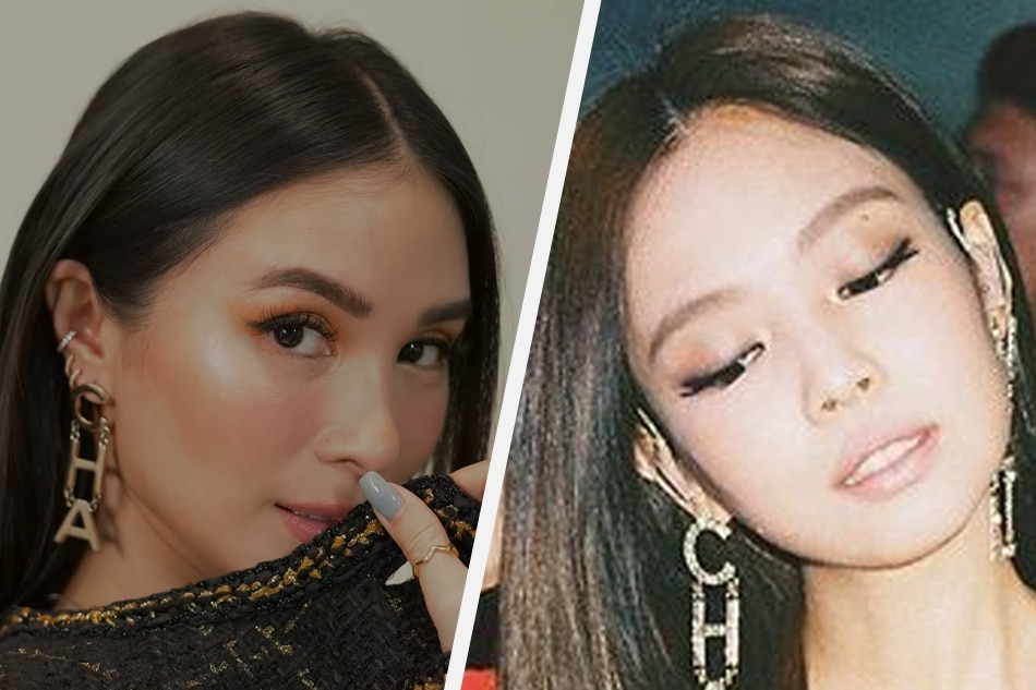 WATCH: Heart Evangelista attempts to recreate looks of Jennie's Blackpink - ABS-CBN News