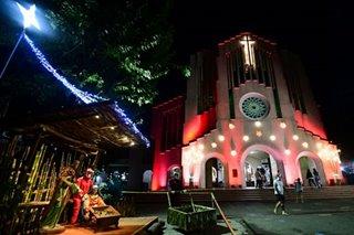 Baclaran Church celebrates first Simbang Gabi Mass