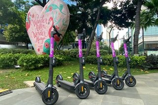 What to expect from PH's first bike, e-scooter sharing service