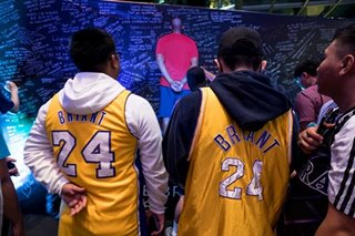 2020 Yearender: Kobe mourned, games shut down in PH sports season unlike other