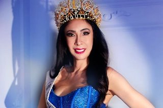 Giselle Sanchez crowned Noble Queen International 2020