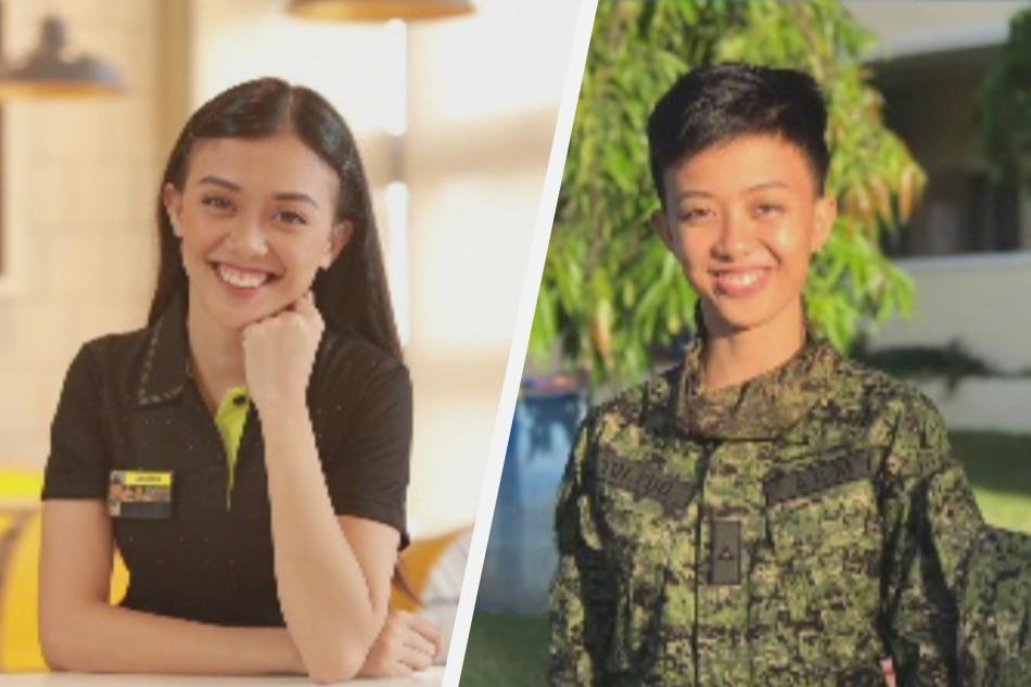 'Kaya din ng mga babae': Dating fast food service crew naging sundalo sa PH Army 1