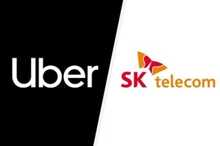 Uber to invest in SK Telecom's mobility business