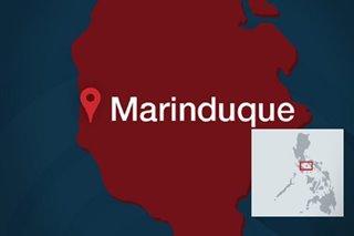 10 pamilya, inilikas matapos magkabitak ang lupa sa Marinduque