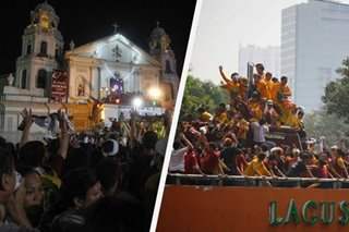 Spot the differences: Traslacion 2020 vs previous years