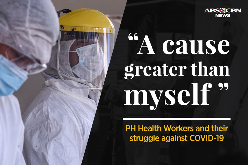 A cause greater than oneself: PH health workers in battle of a lifetime against COVID-19