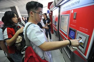 Beep card price rises to P30, says LRT 2 operator