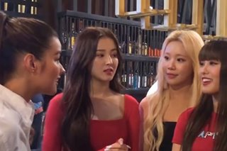 WATCH: MOMOLAND meets Liza Soberano, Vice Ganda, Boy Abunda