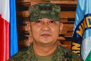 Eastmincom head itinalagang bagong AFP chief