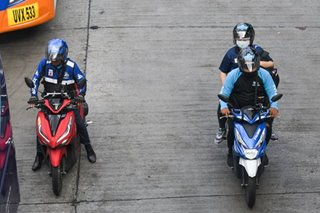 Transport authorities terminate motorcycle taxi pilot run