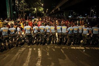 Manila to probe alleged police abuses during Traslacion 2020