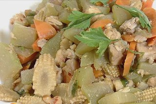 RECIPE: Ginisang sayote with carrots and young corn