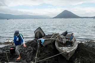 Paradise lost: Taal Volcano island residents worried about future