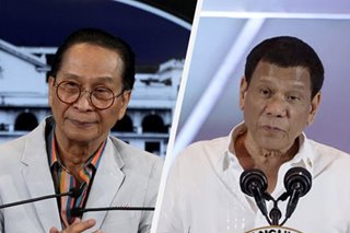 Panelo sets one-on-one interview with Duterte on Jan. 22