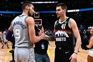NBA: Nuggets cruise past Hornets despite Murray's injury