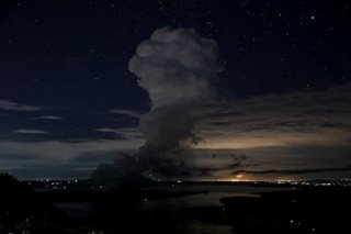 'Magma rising': Phivolcs says Taal Volcano steaming, big eruption still a possibility