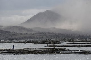 Taal simmers down but danger not over — Phivolcs