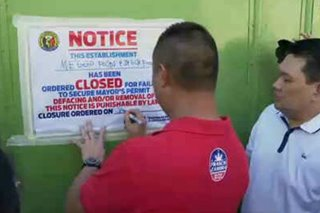 San Juan City slaughterhouse closed due to lack of permits