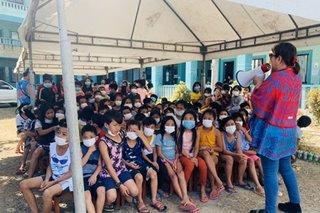 Klase sa ilang Tagaytay school simula na ulit sa Huwebes