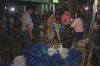 Mga malalayo sa Taal pinauuwi na pero mga residente kabado pa rin