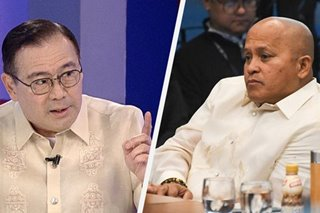 Locsin says cancellation of Bato's US visa 'insults PH sovereignty'
