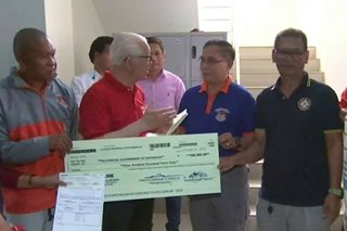 Mayors ask Batangas governor where cash donations went