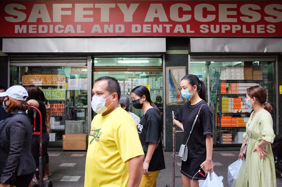 Di kailangang mag-face mask sa lahat ng pagkakataon: doktor 1