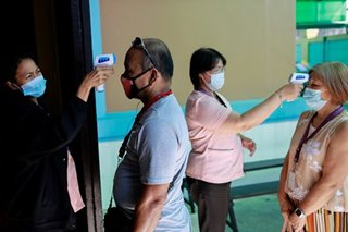 Patients under watch for new coronavirus in PH now at 133
