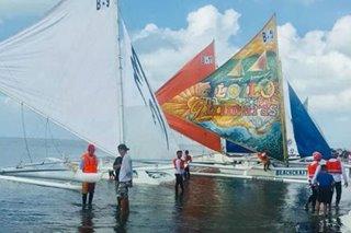 Paraw Regatta Festival ipinagpaliban sanhi ng banta ng new coronavirus