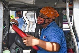 PUV drivers dapat magsuot ng face mask: LTFRB