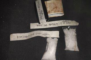 P340,000 halaga ng 'shabu' nasamsam sa QC drug bust; 3 timbog